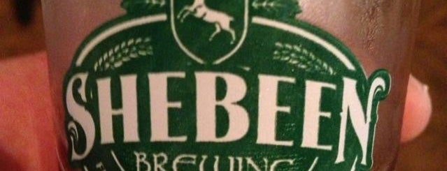 Shebeen Brewing Company is one of New England Breweries.