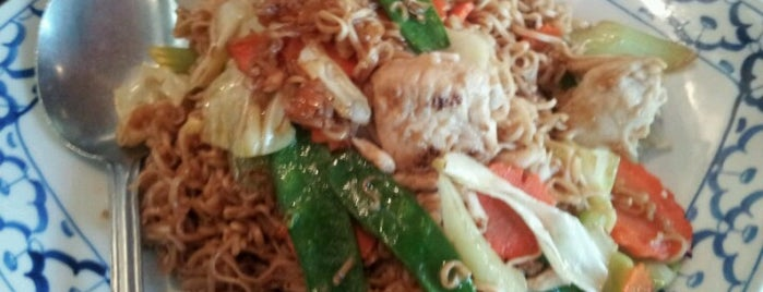 Noodle Boat Thai Restaurant is one of 20 favorite restaurants.