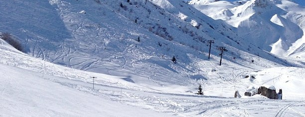 Valmorel is one of Stations de ski (France - Alpes).