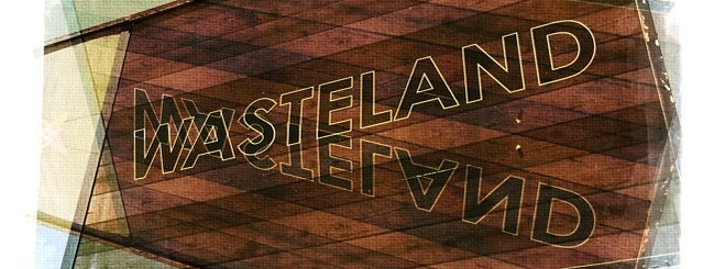 Wasteland is one of LA.