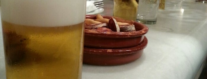 Taberna Pompeyana is one of Madrid: Comer y beber..