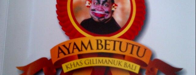 Ayam Betutu Khas Gilimanuk is one of Bali - Kuliner.
