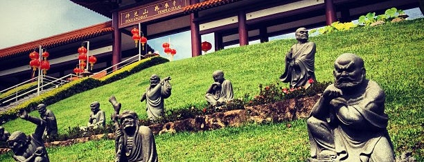Templo Zu Lai is one of São Paulo Vegan!.