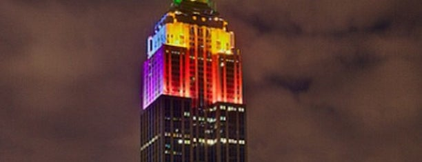 Empire State Building is one of NYC.