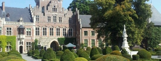 Kasteel van Gaasbeek is one of Uitstap idee.