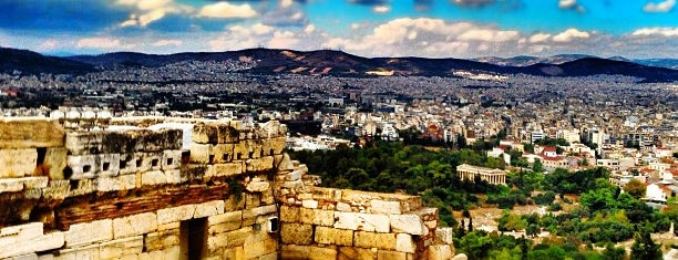 Athens is one of Capital Cities of the World.
