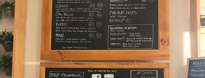 La Bottega Piadina is one of Pizzeria / Italiano.