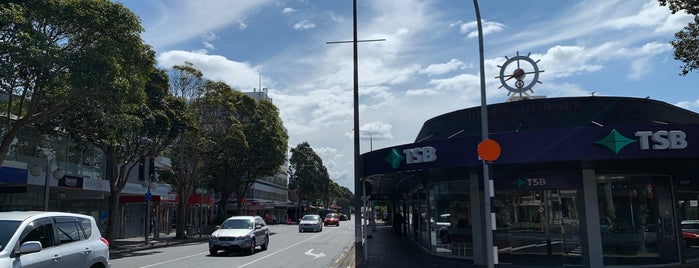 Takapuna is one of NZ to go.