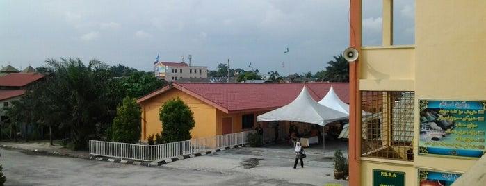 Sekolah Rendah Agama Kampung Jawa is one of Petrol,Diesel & NGV Station.