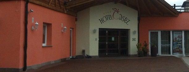 Hotel Casez is one of VacanzArte.