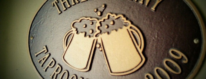 Three Penny Taproom is one of A State-by-State Guide to 2015's Most Popular Bars.