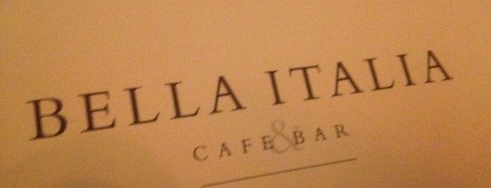 Bella Italia is one of Baires.