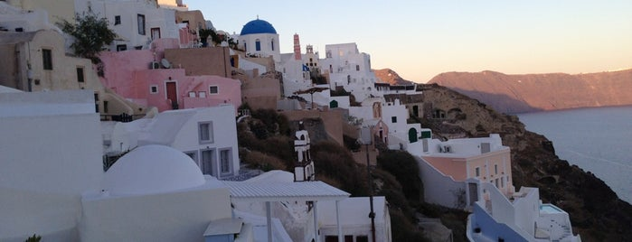 Canaves Oia is one of Getaway   Hotel.