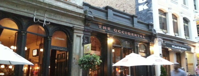 The Occidental is one of Auckland.