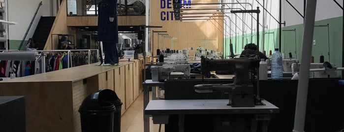 Denim City is one of Cloths.
