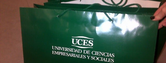 UCES is one of often's.