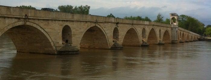 Meriç Köprüsü is one of Tarih/Kültür (Marmara).
