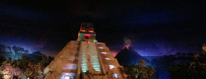 San Angel Inn Restaurant is one of Disney Eats.