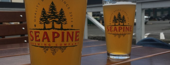 Seapine Brewing Company is one of Seattle To-Do's.