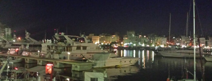 Yacht Cafe is one of Place to be in Peiraias.