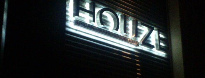 HOUZE urban warehouse is one of Fun.