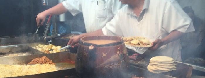 Tacos El Amigazo Nacho is one of Lo mejor de Aguascalientes.