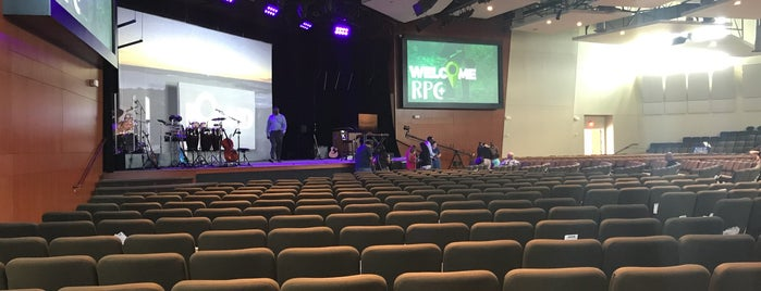 Riverpointe Community Church is one of Sounds Great!.