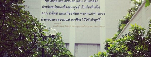 Faculty of Medicine is one of Chulalongkorn University.