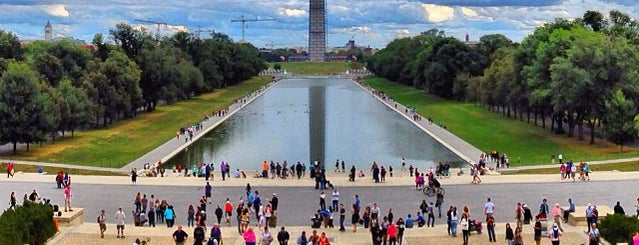 National Mall is one of summer'12.