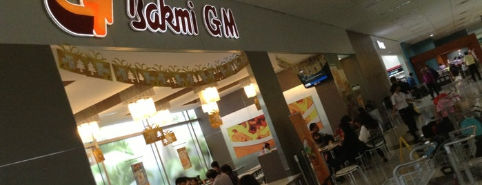 Bakmi GM is one of Bakmi GM - Outlet.