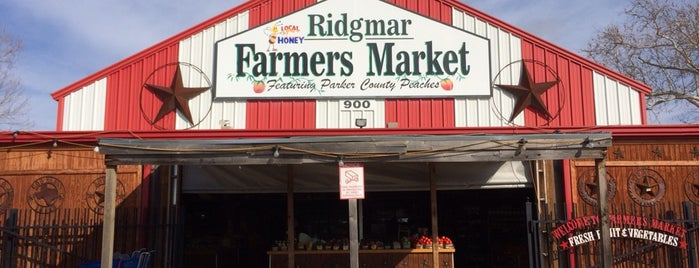 Ridgmar Farmers Market is one of Metroplex.