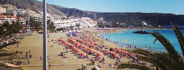 Playa de Las Vistas is one of Tenerife.