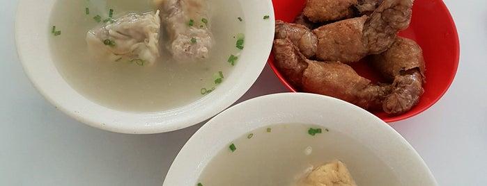 Bakwan Kapasari is one of Culiner.