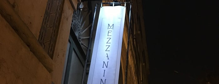 Mezzanine Creative Restaurant is one of Tapas / Petiscos.