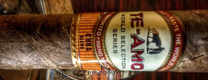 The Squire Tobacconist is one of Cigar Shops.