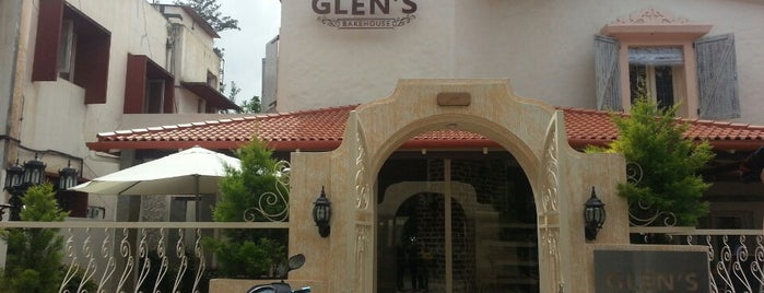 Glen's Bakehouse is one of The 15 Best Places for a Cheesecake in Bangalore.