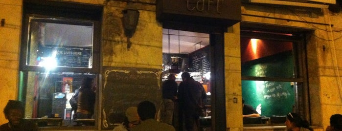 La Ronda is one of Bar Cafe.