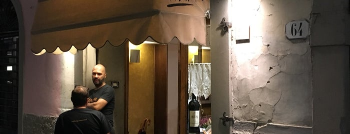Trattoria Pandemonio is one of Florence.