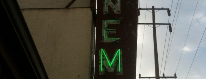 Cinema Bar is one of David & Dana's LA BAR & EATS!.