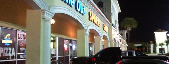 Time Out Sports Grill is one of The 15 Best Places for a Pizza in Jacksonville.