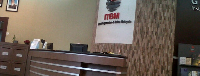 Institut Terjemahan & Buku Malaysia (ITBM) is one of Learning Centers,MY #5.