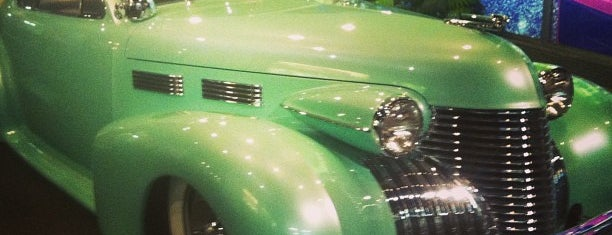 Petersen Automotive Museum is one of Museum Season - See Any of 29 Museums, Save $477+!.