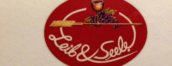 Leib & Seele is one of Lecker Essen.