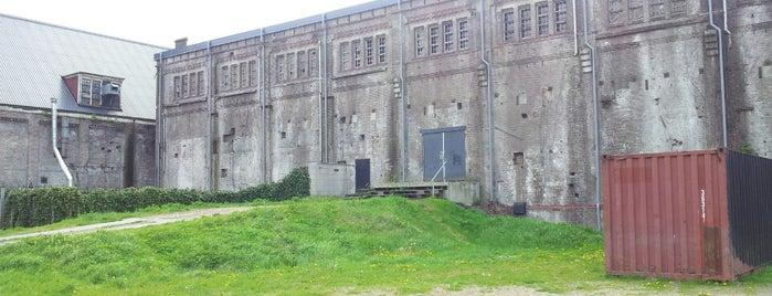 De Lichtfabriek is one of Haarlem, The Netherlands.