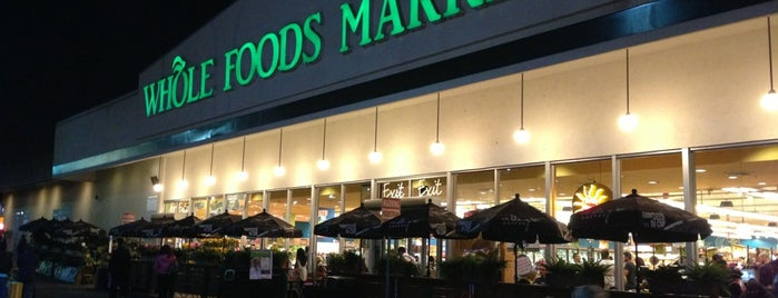 Whole Foods Market is one of California.