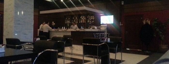 Ресторан отеля МИР is one of Бари, ресторани, кафе Рівне.