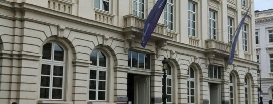 Magritte Museum is one of Brussels.