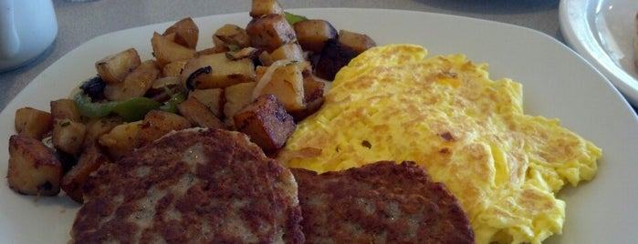 Peachtree Cafe is one of To Try.....