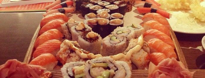Sushi Yoshi is one of List 2.