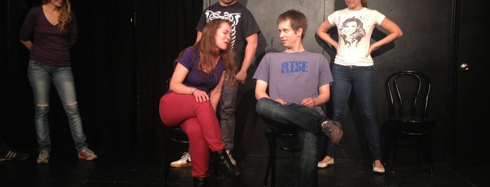 Upright Citizens Brigade Theatre is one of 100 Cheap Date Ideas in LA.